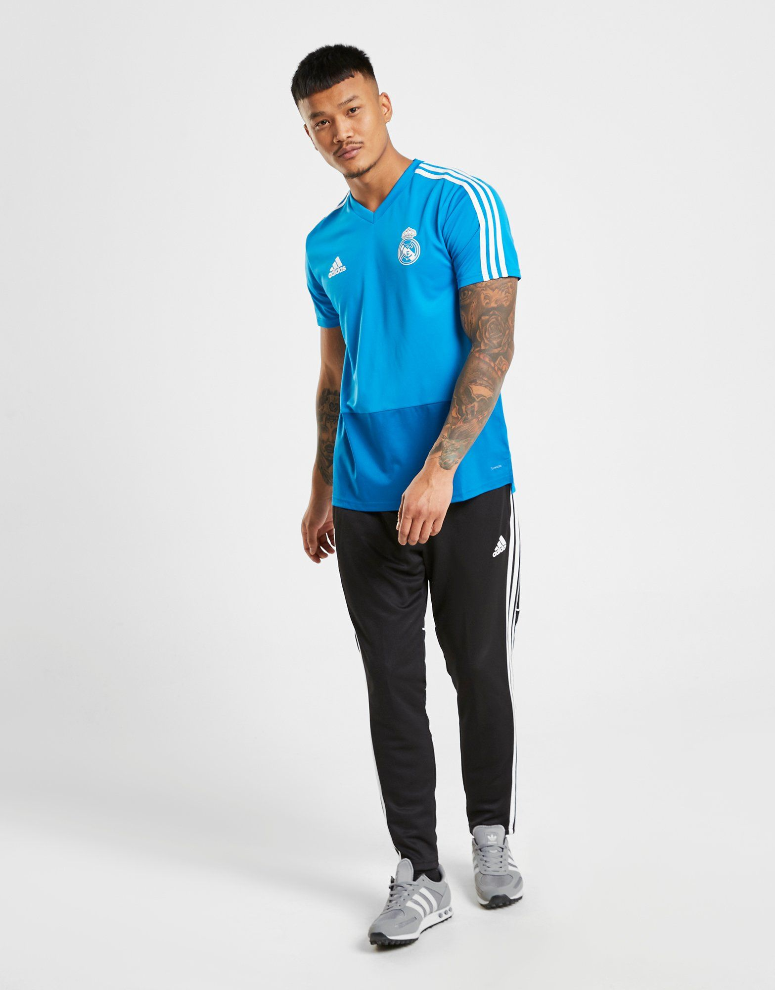 adidas Real Madrid Training Shirt