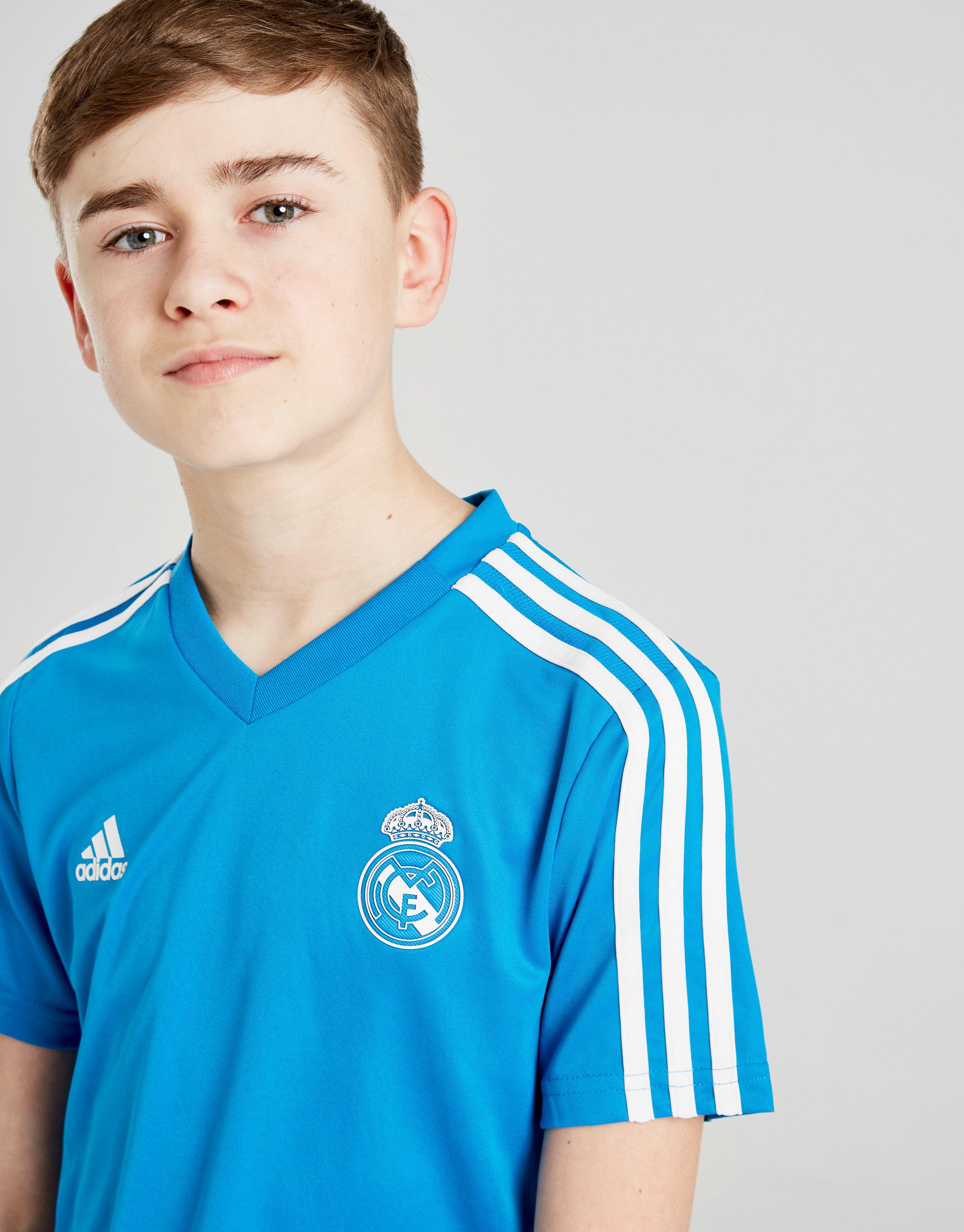 adidas Maillot d'entraînement Real Madrid Junior