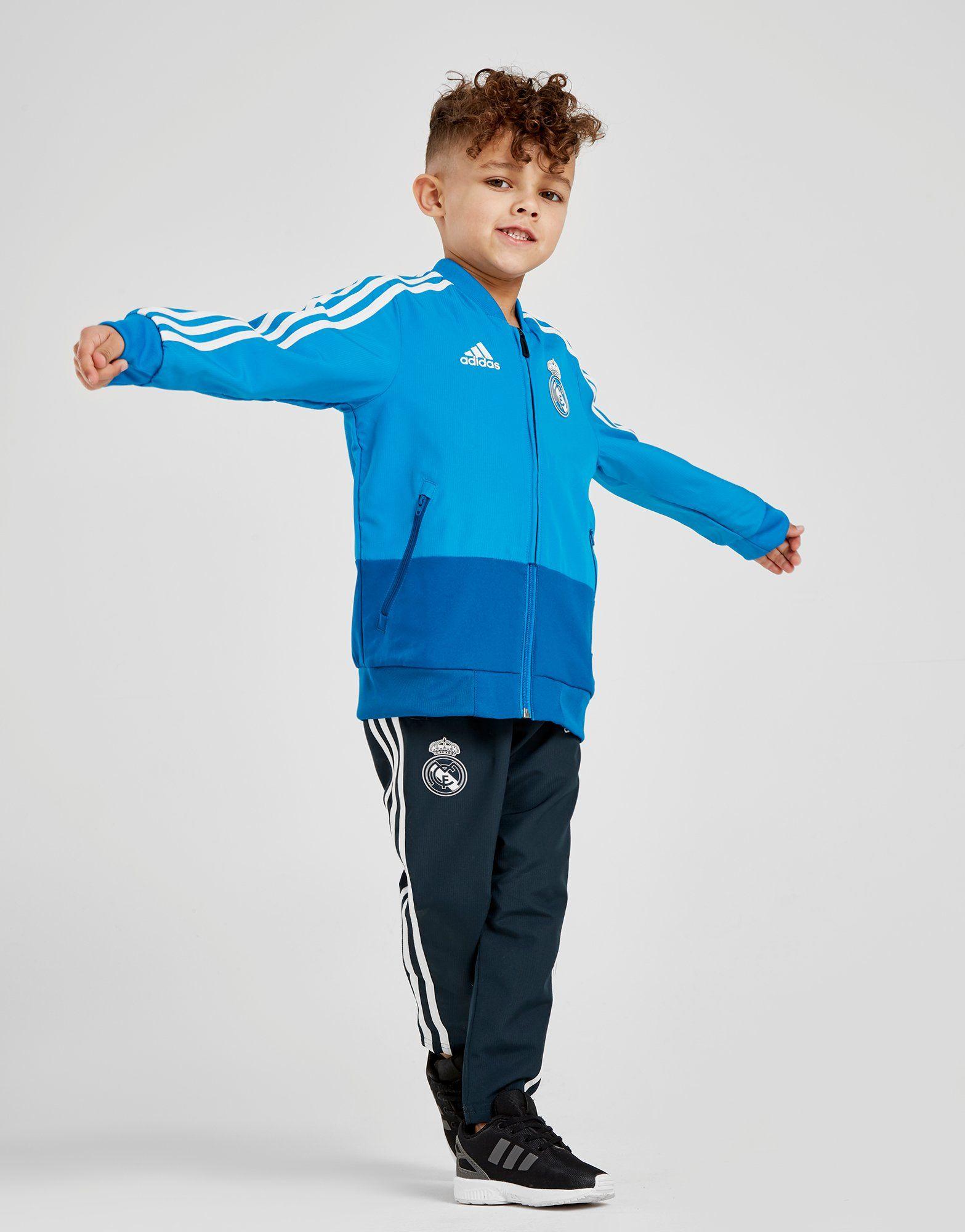 adidas Survêtement Real Madrid Enfant