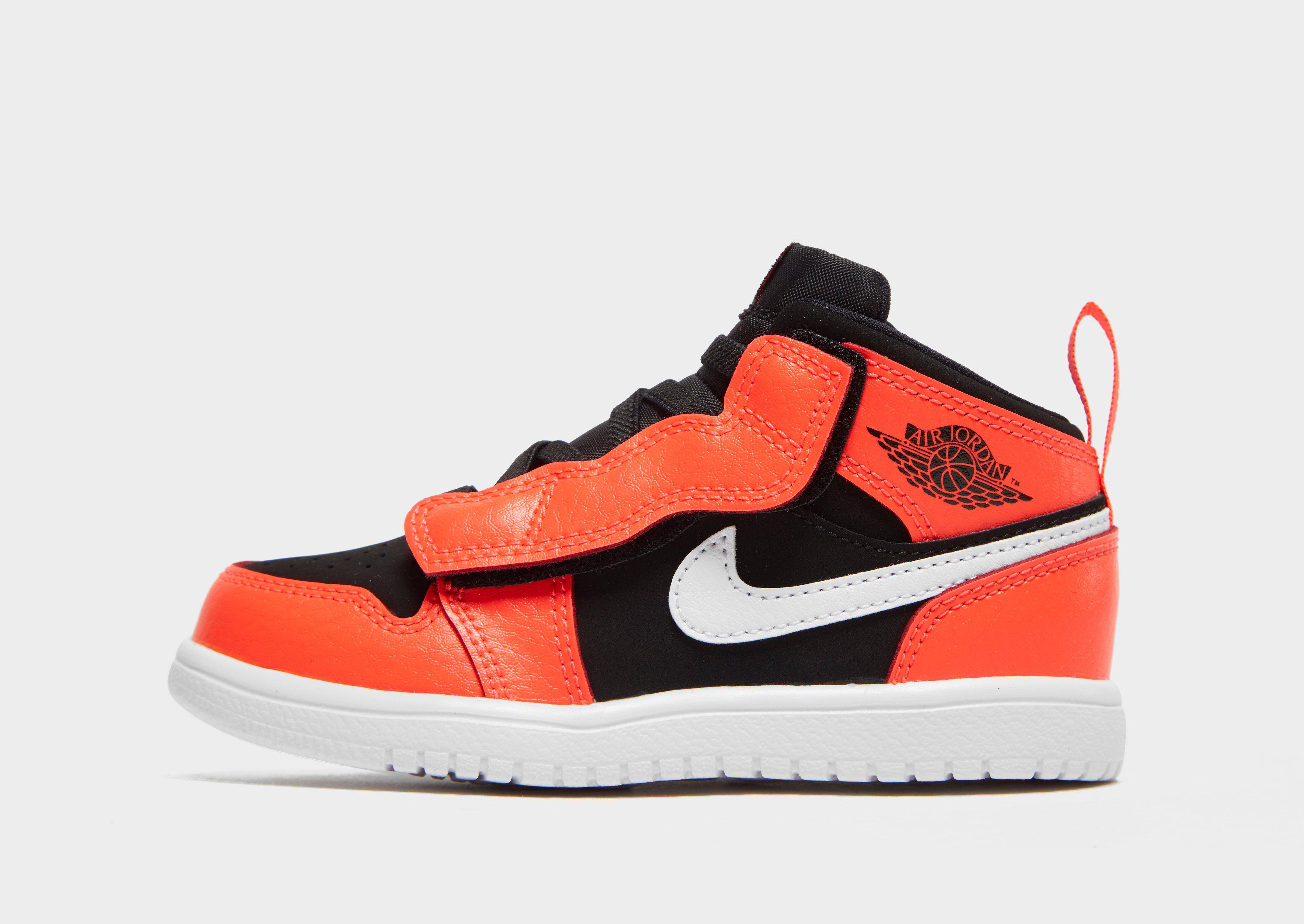 NIKE Air Jordan 1 Mid Alt Baby  amp  Toddler Shoe  0de691e52