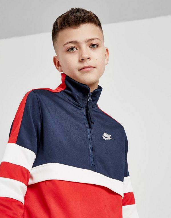 b24378aee8a8 Nike Air 1 4 Zip Tracksuit Junior