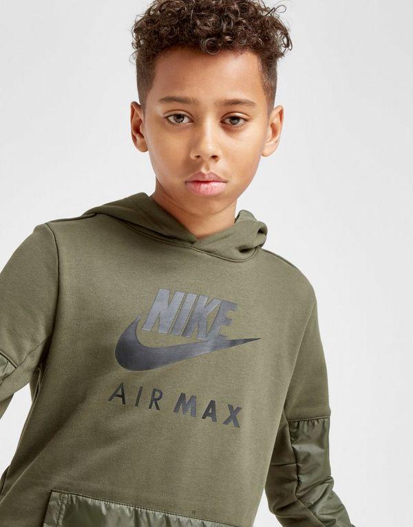 Nike Air Max Overhead Hoodie Junior  aef97d135