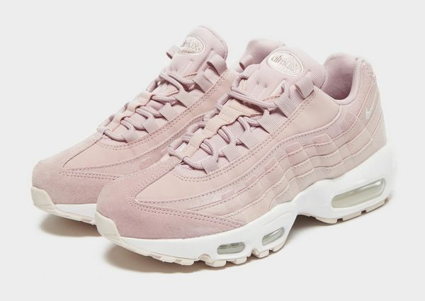 nike air max 95 dames roze