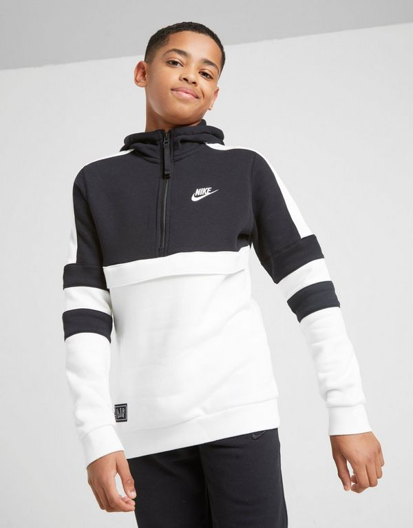bcfab73b173b Nike Air 1 4 Zip Hoodie Junior