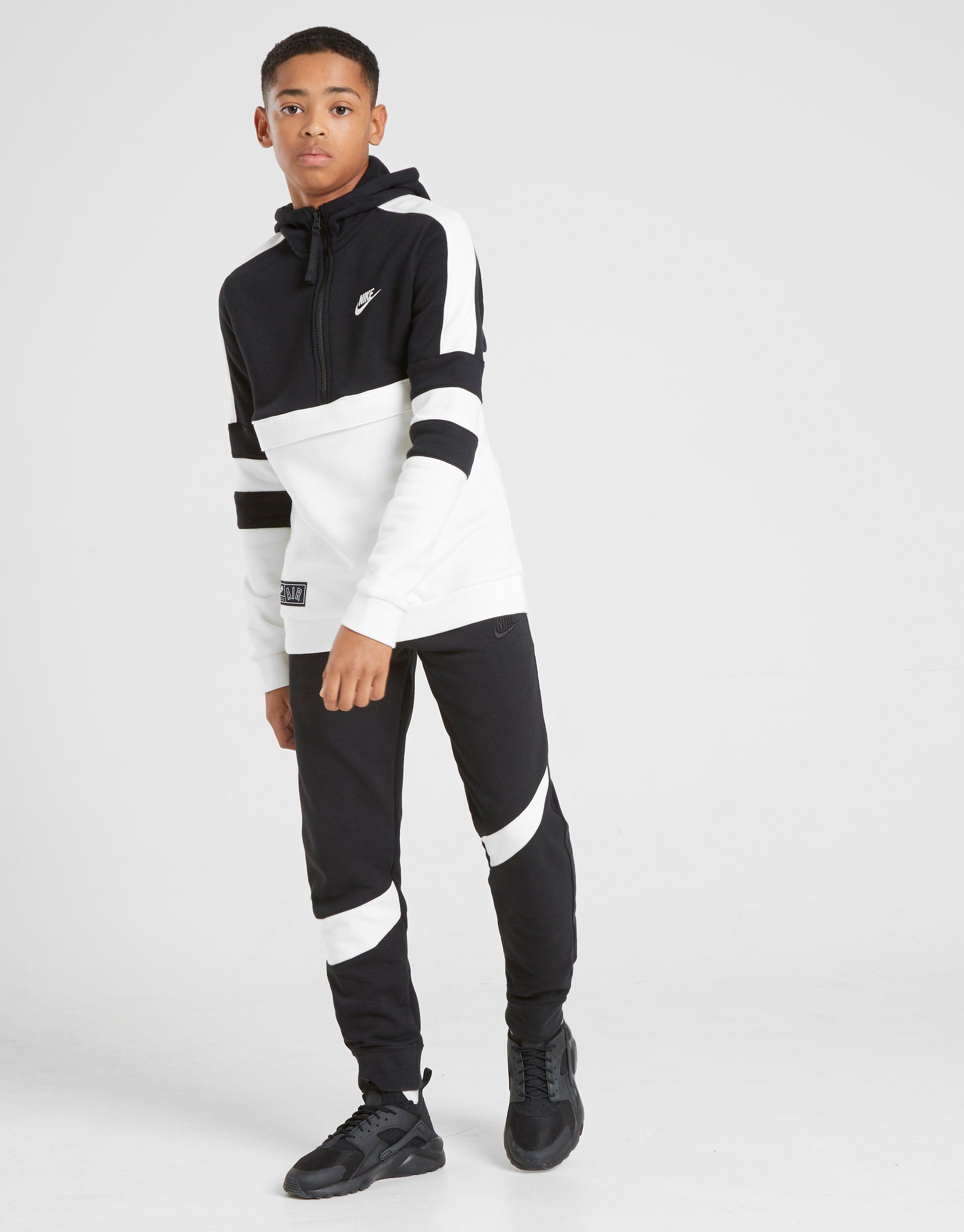 Nike Sweat à capuche Air 1/4 Zippé Junior