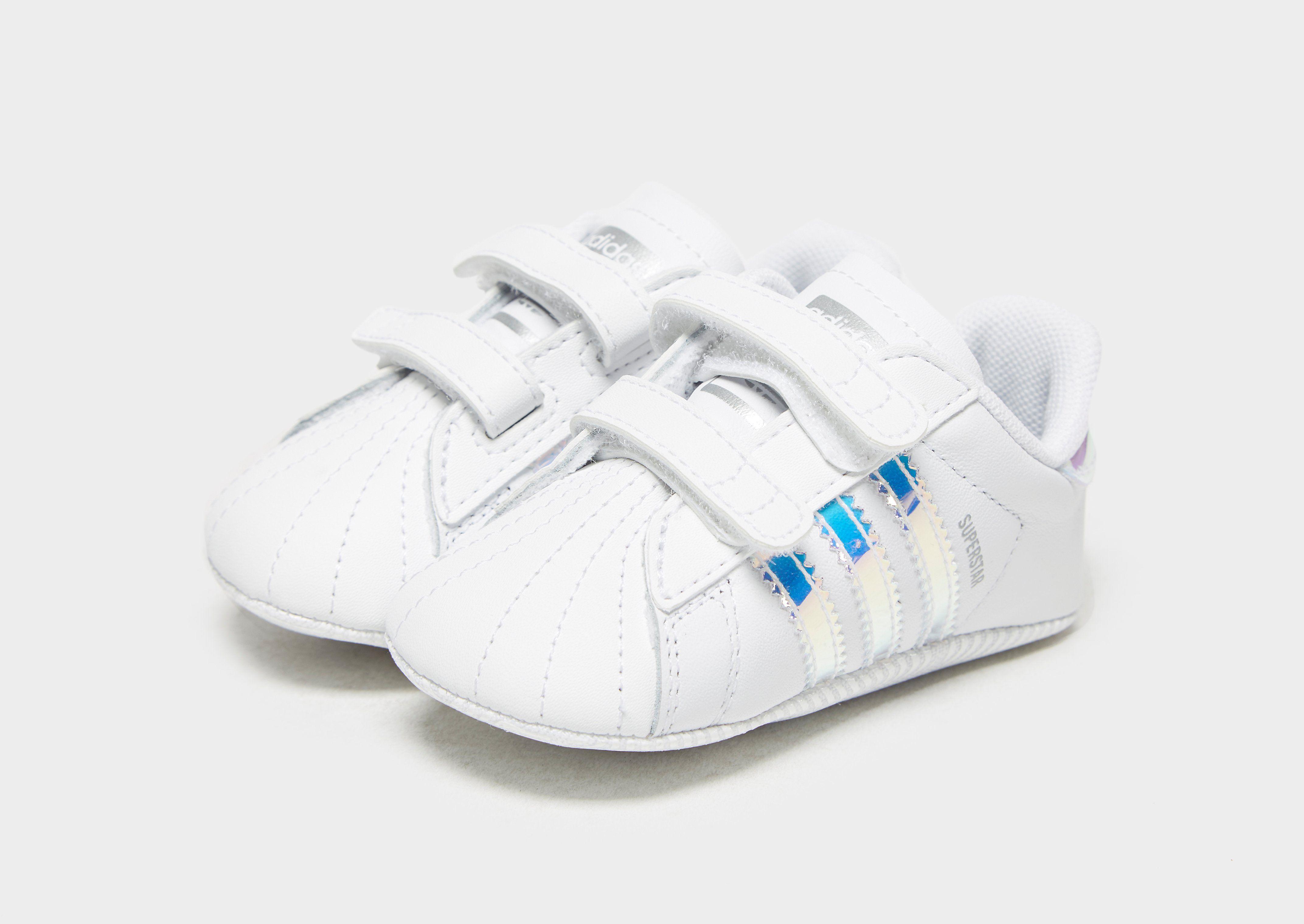 outlet store ca944 d5614 adidas Originals Superstar Crib Infant  JD Sports