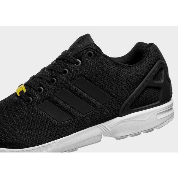 3257792fddc35 ... low cost black in jd adidas originals zx flux . eae2d 25410