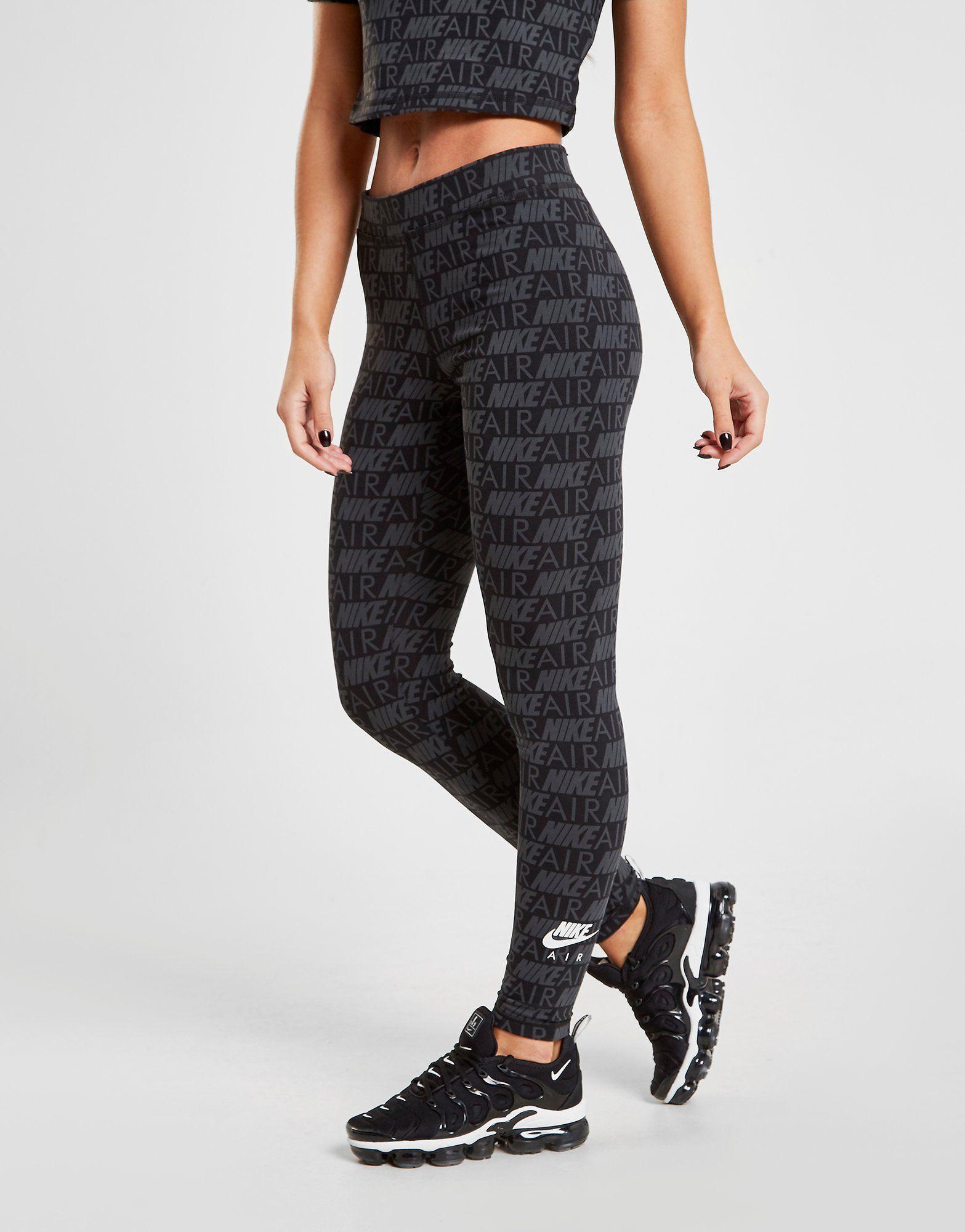 Nike Air All Over Print Leggings