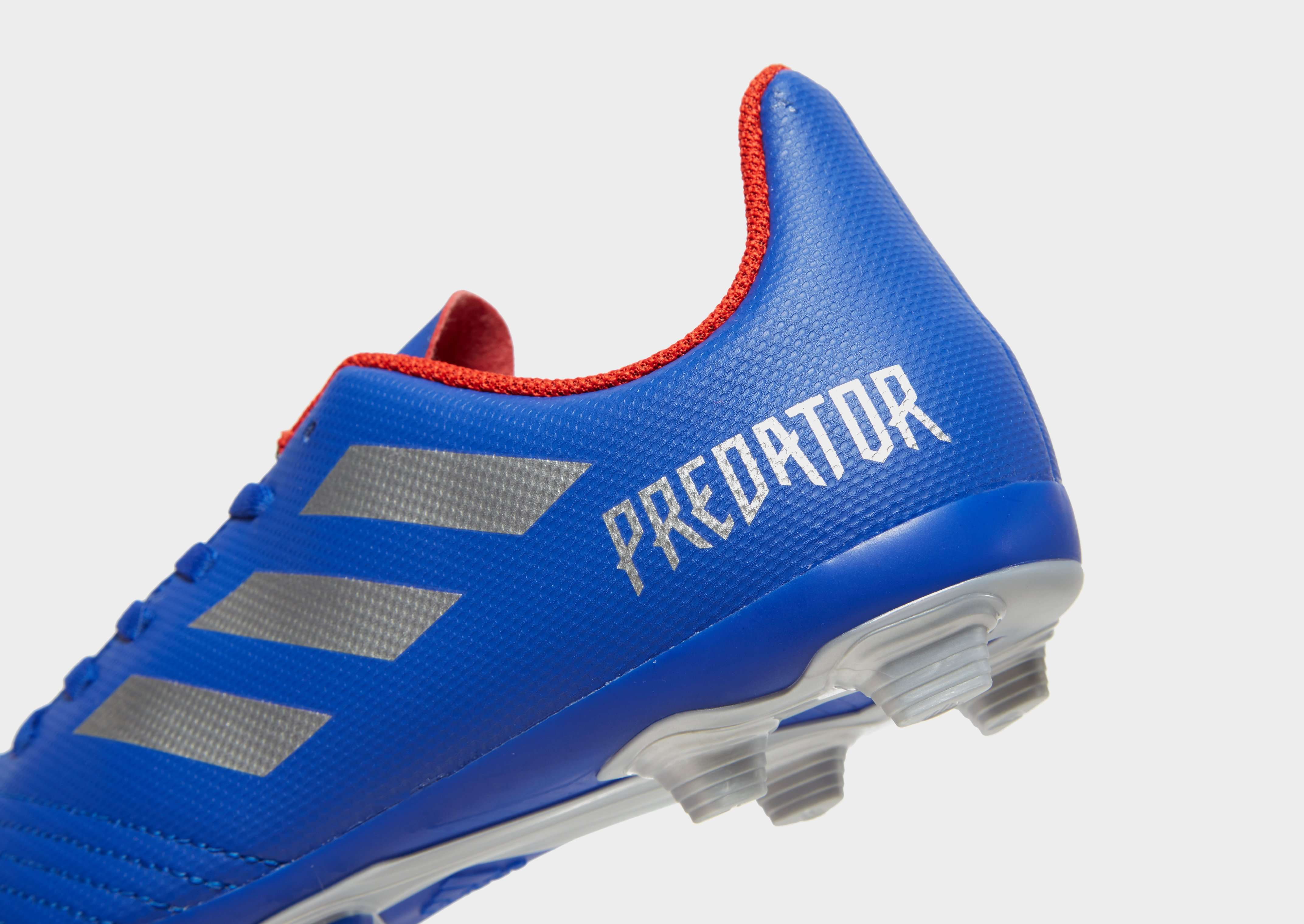 adidas Exhibit Predator 19.4 FG Junior