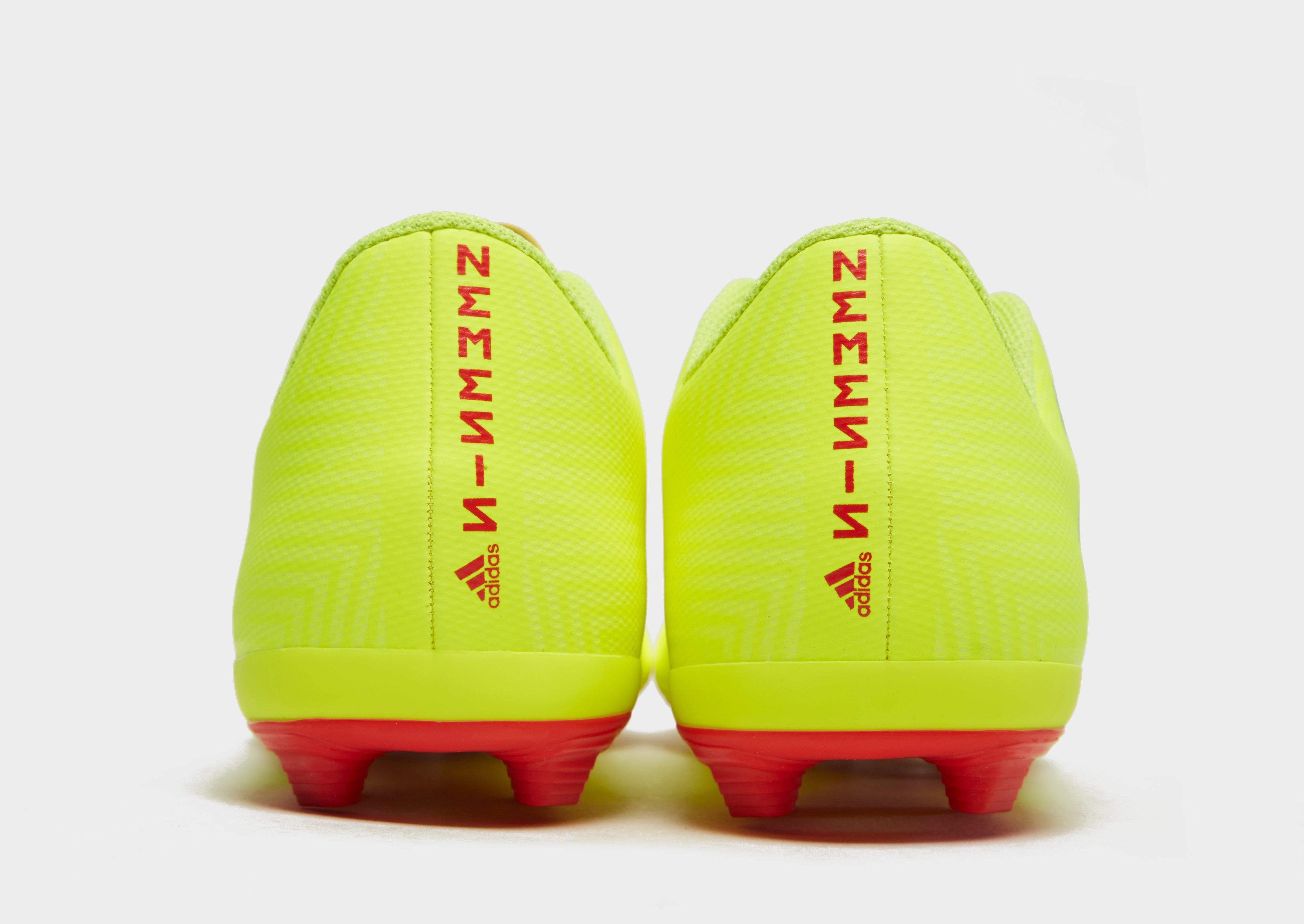 adidas Exhibit Nemeziz 18.4 FG Junior