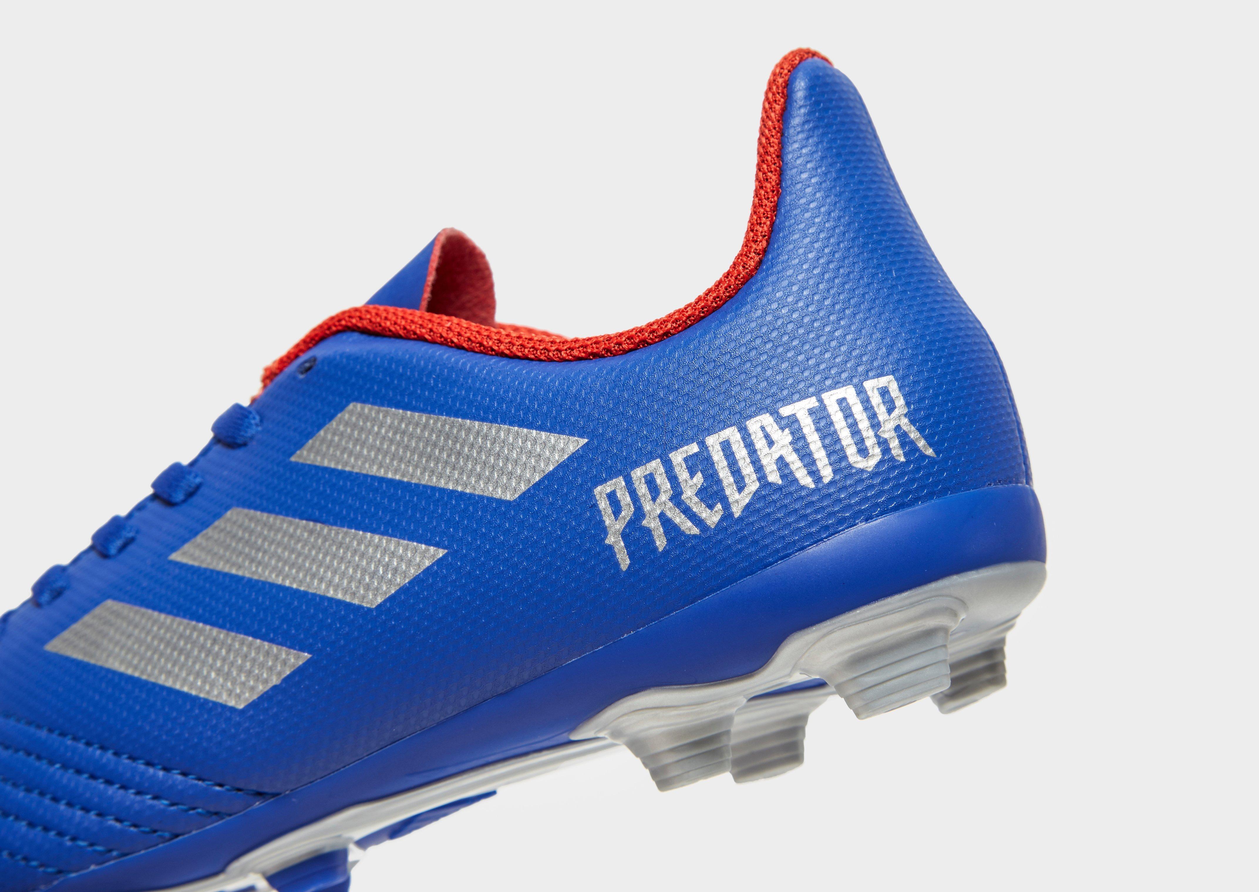 adidas Exhibit Predator 19.4 FG Children