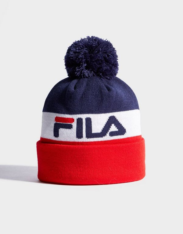 a3c86f2ea26 Fila Bonnet à pompon Eldridge