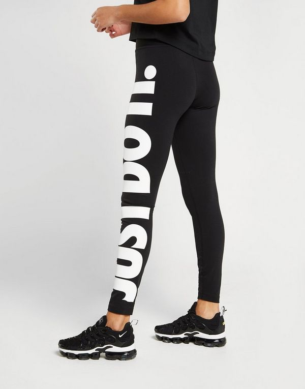 f4ccb91bf7ef Nike Sportswear Leg-A-See Just Do It Leggings