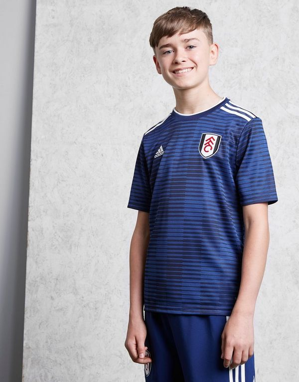 adidas Fulham FC 2018 19 Away Shirt Junior  86b09211b