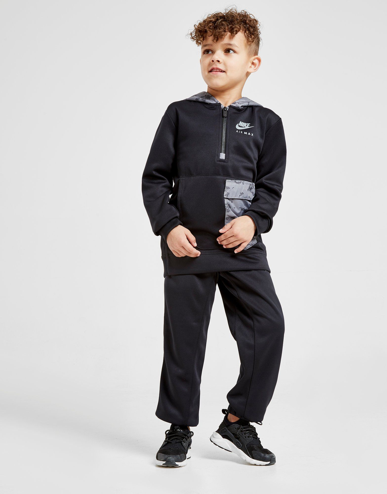 Nike Air Max 1/4 Zip Suit Children