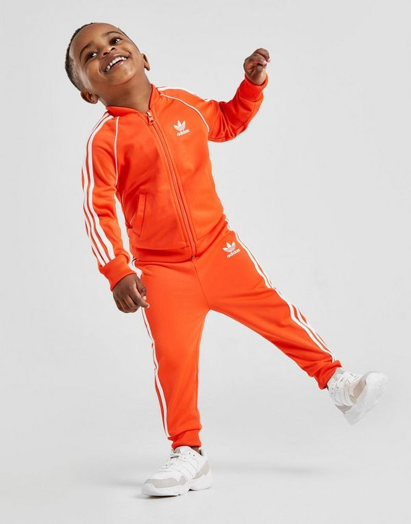 279302d56c5 adidas Originals Superstar Trainingspak Baby's | JD Sports