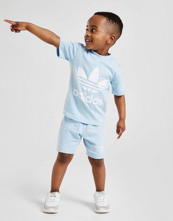 adidas Originals Adicolour T-Shirt Shorts Set Infant  dd1c9059cd7c