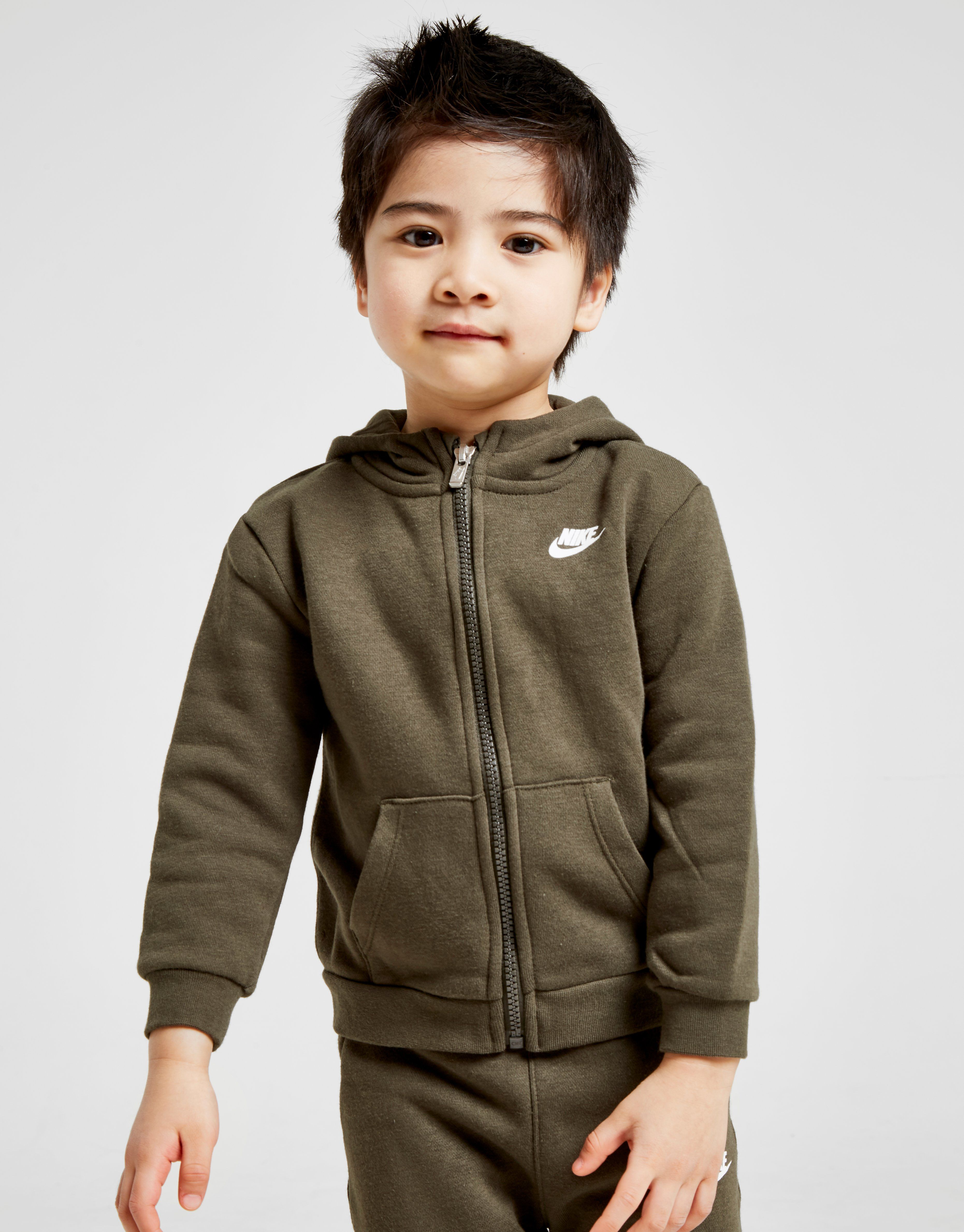 Nike Club Full Zip Tracksuit Baby's