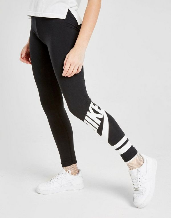 936e99b54b0b6b Nike Sportswear Girls' Fave Leggings Junior | JD Sports Ireland