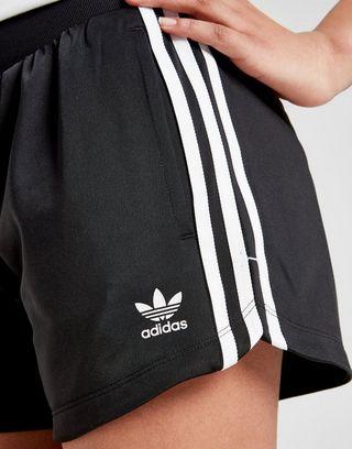 adidas Originals Girls' 3-Stripes Shorts Junior