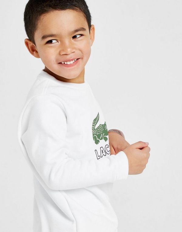 Lacoste VIntage Croc Crew Sweatshirt Kinderen