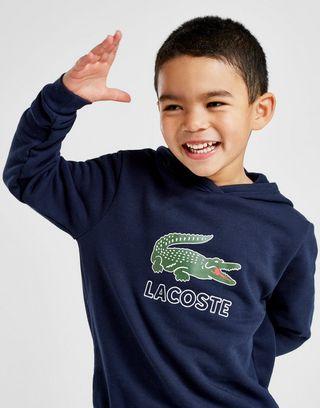 Lacoste Vintage Croc Overhead Hoodie Children