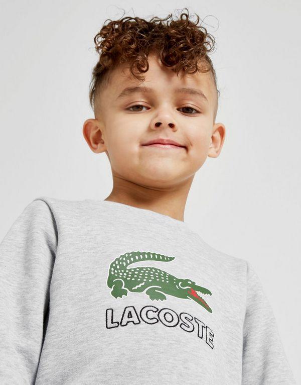 741883cd7efe Lacoste Vintage Croc Crew Sweatshirt Children