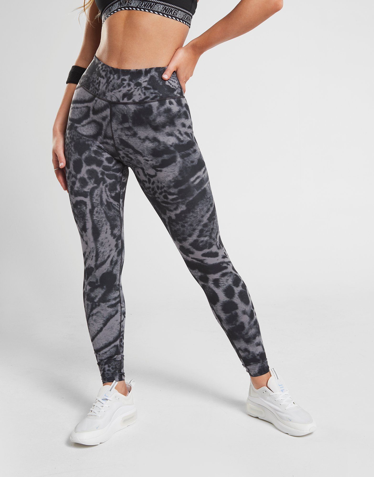 Nike Training One Lux Print Tights