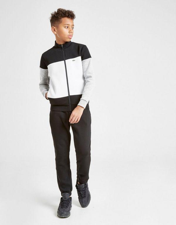 485f400d5 Lacoste Colour Block Fleece Tracksuit Junior