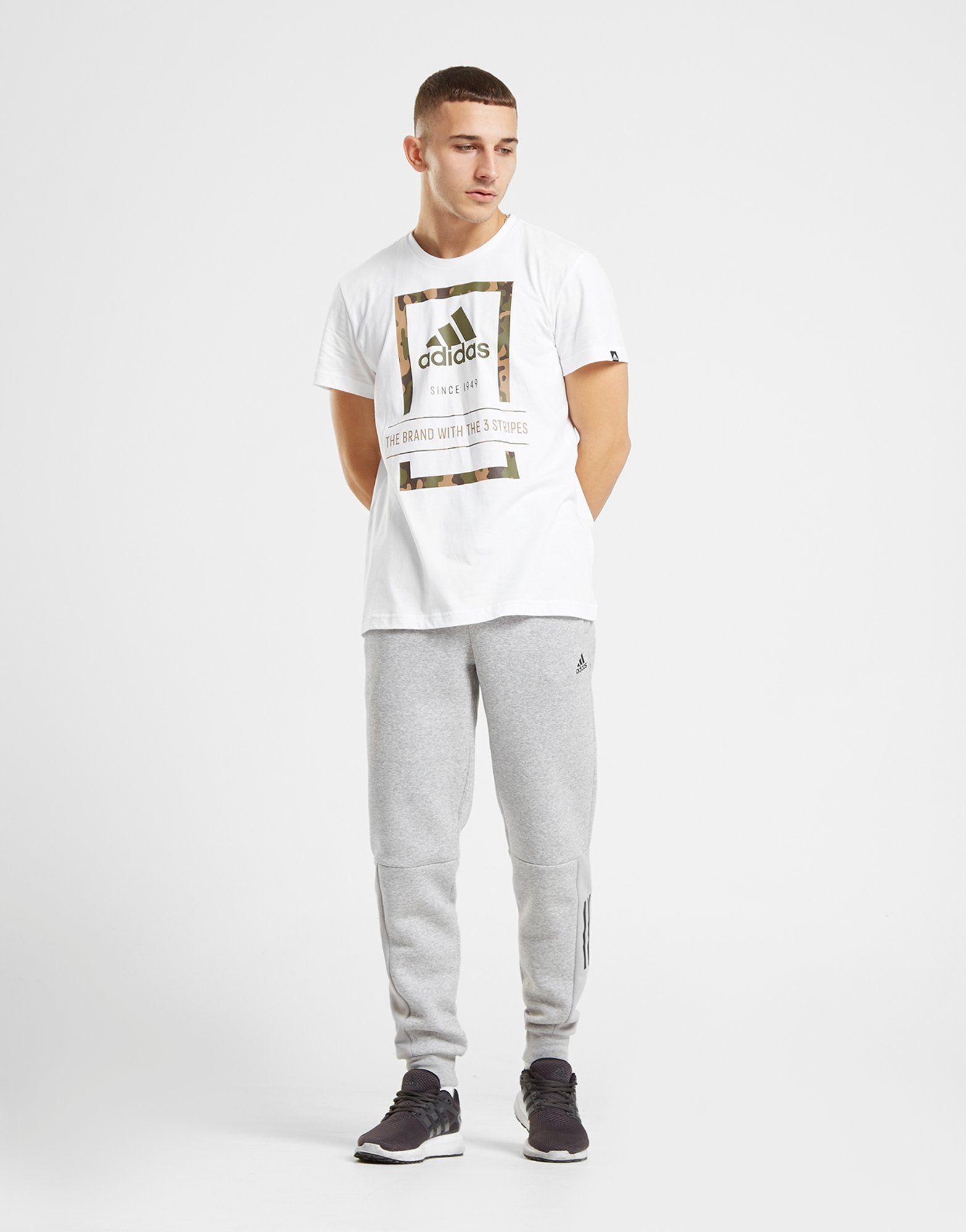 adidas camiseta Camo Outline Box