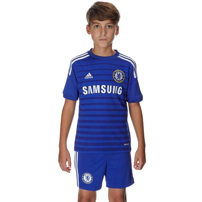 adidas Chelsea 2014 Junior Home Shirt