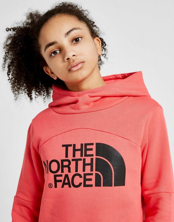 c6ebfc225 The North Face Girls' Crop Hoodie Junior | JD Sports Ireland