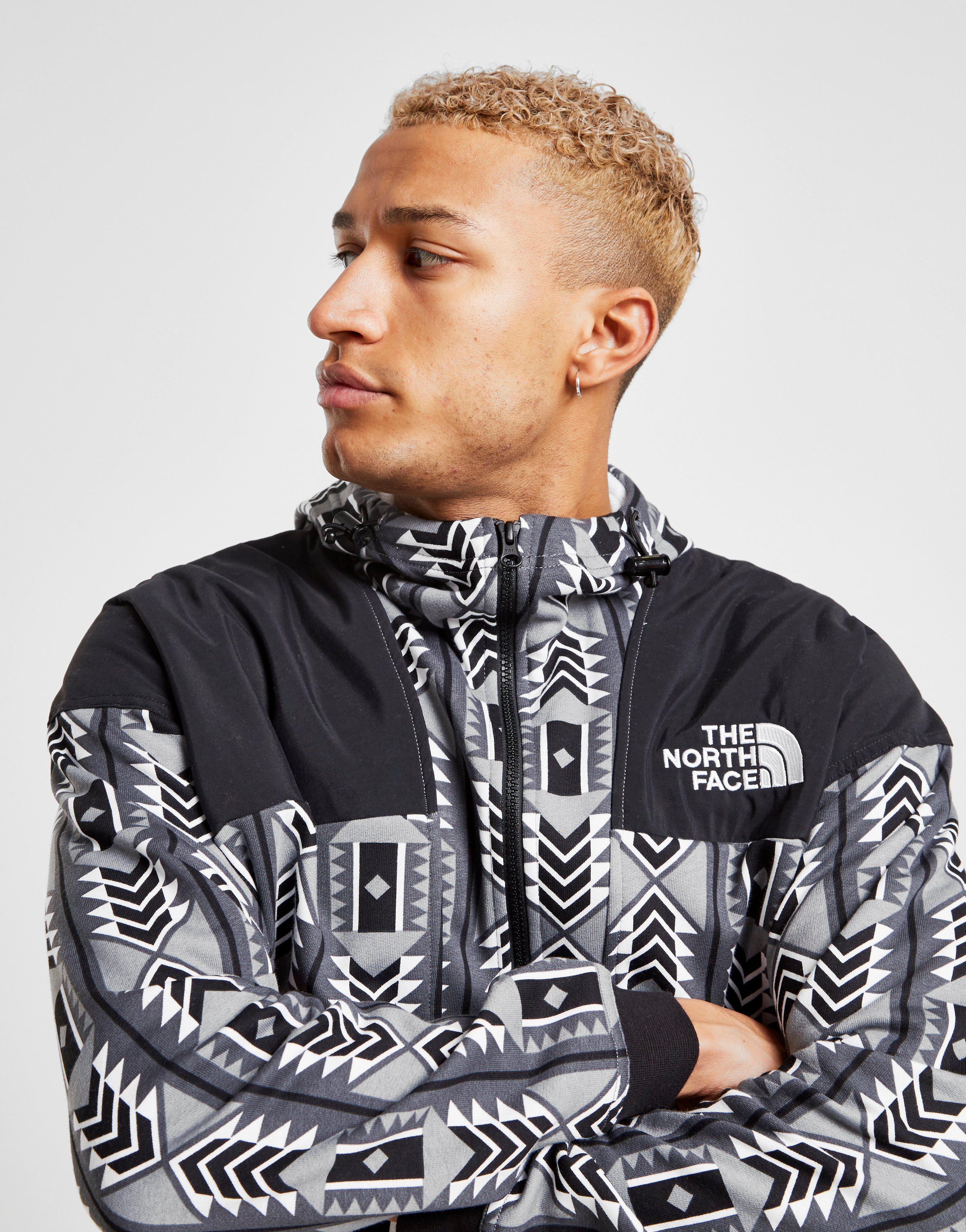 The North Face Rage '92 All Over Print Fleece Hoodie