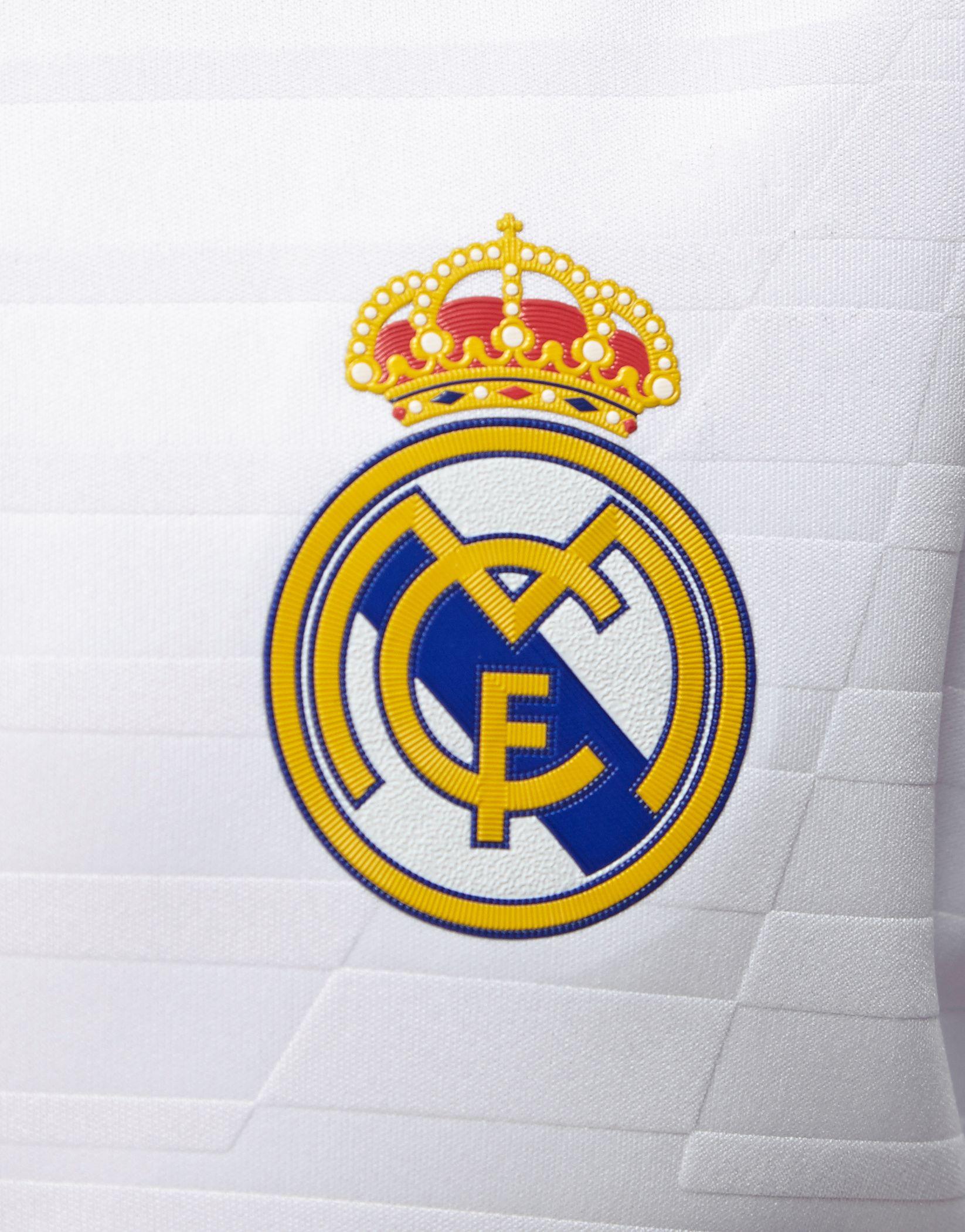 adidas Real Madrid 2014 Junior Home Shirt