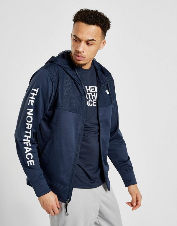The North Face Train N Logo Overlay Jacket  33bec14a3