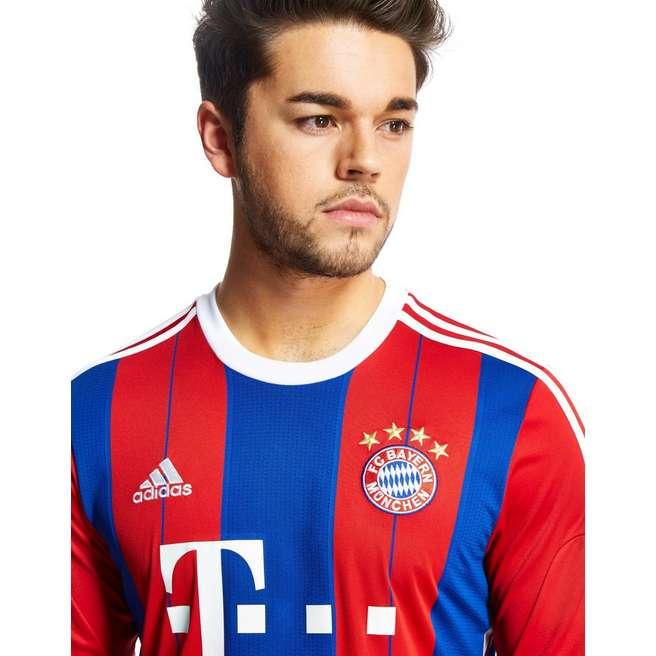 adidas Bayern Munich 2014 Home Shirt