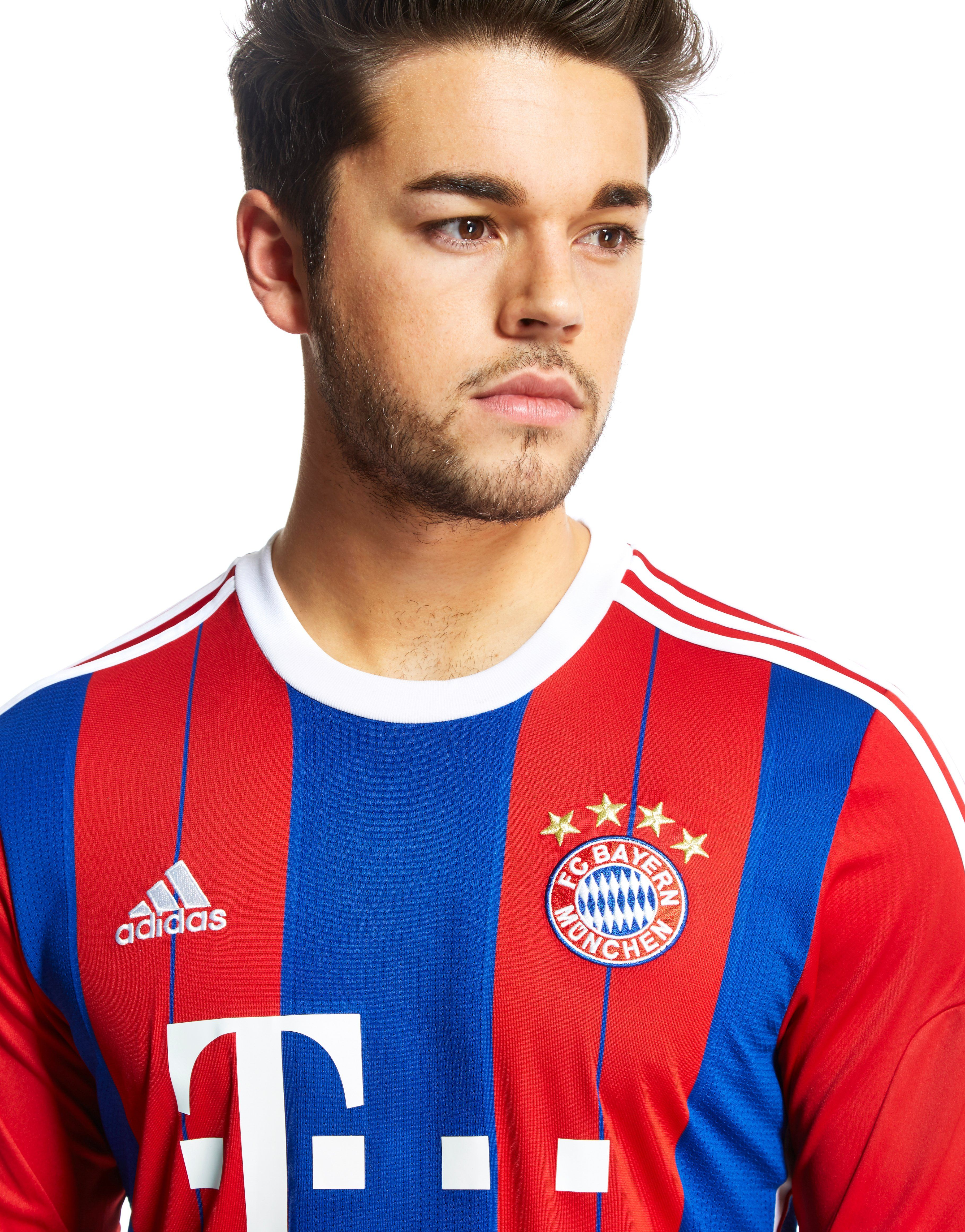 adidas Bayern Munich 2014 Home Shirt