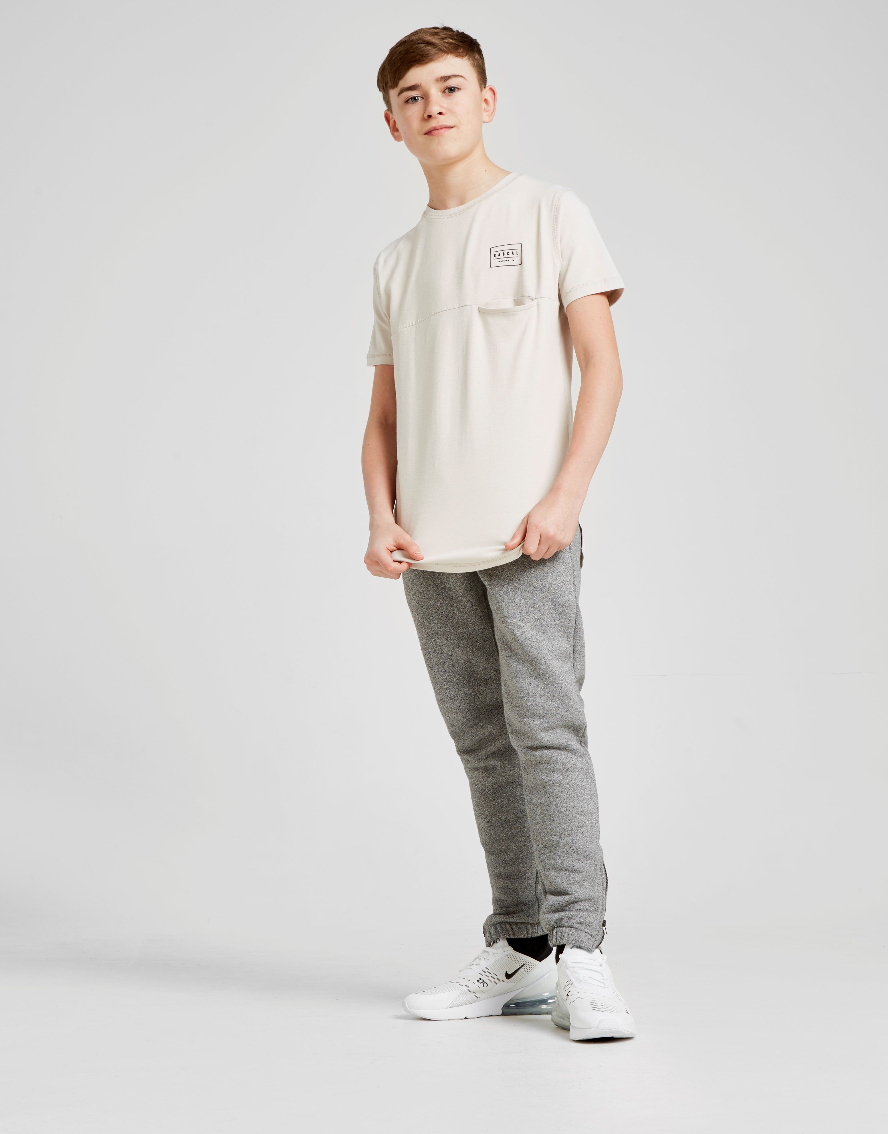Rascal Chase Scoop T-Shirt Junior