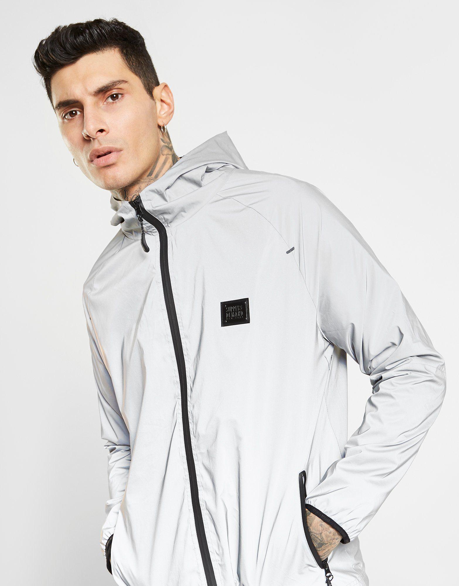 Supply & Demand Lota Reflective Jacket