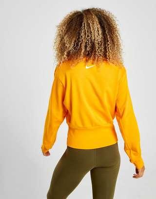 b5b4641488f6 Nike Swoosh Crop Crew Sweatshirt