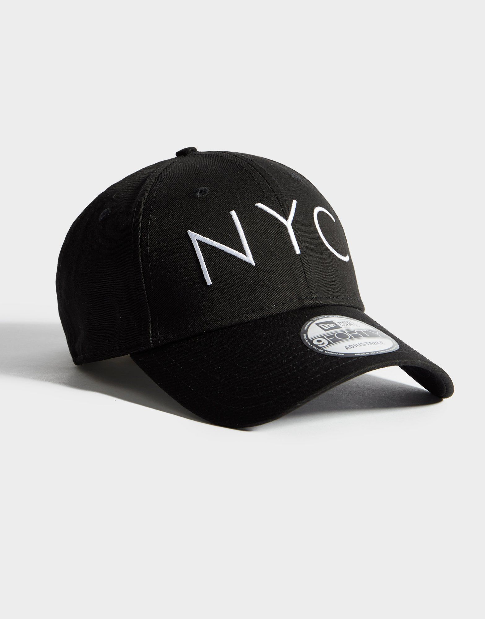New Era 9FORTY NYC Kasket Herre