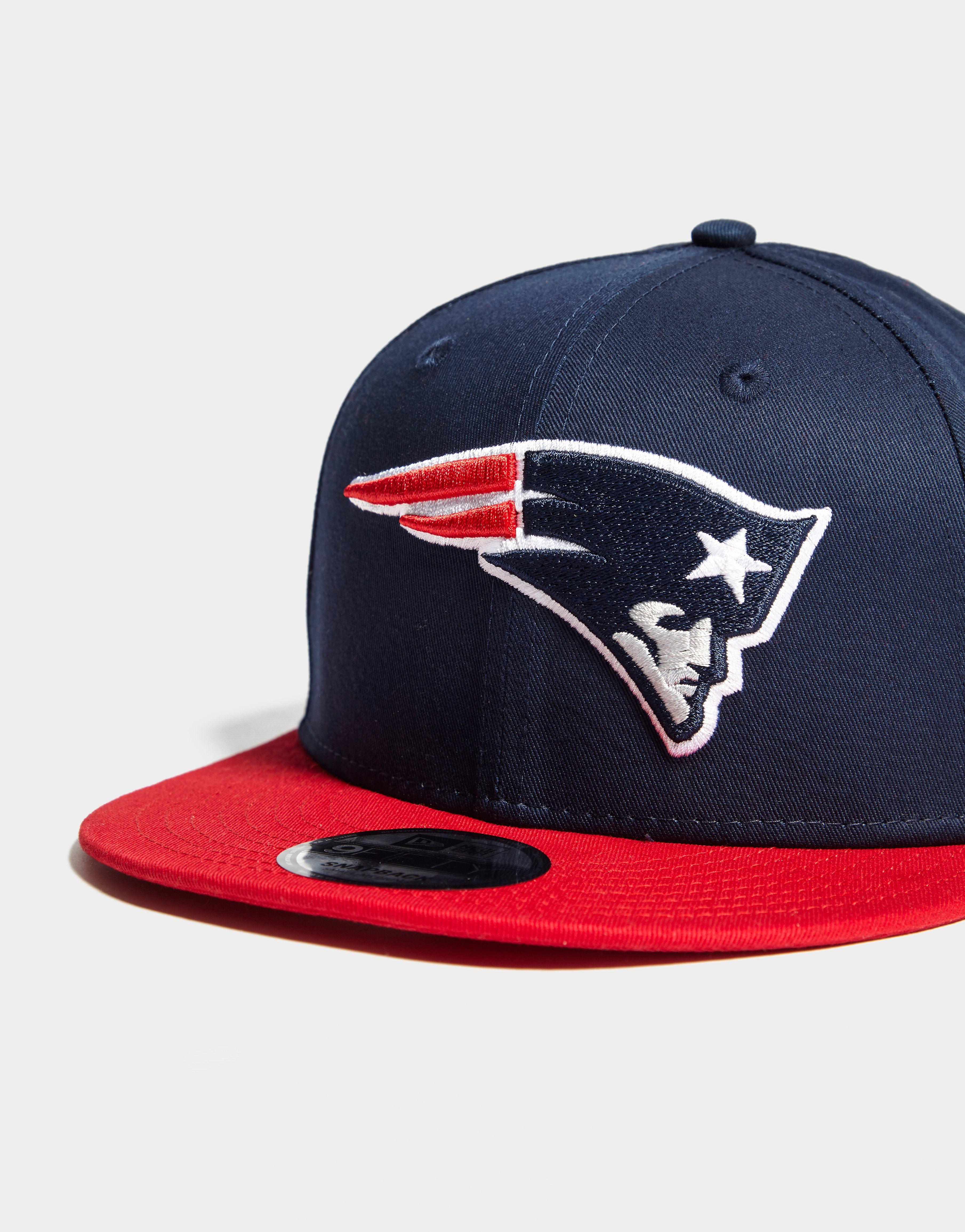 New Era Casquette NFL New England Patriots 9FIFTY