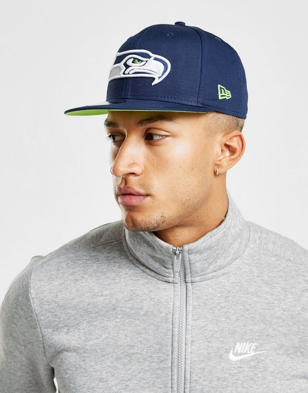 New Era Casquette NFL Seattle Seahawks 9FIFTY