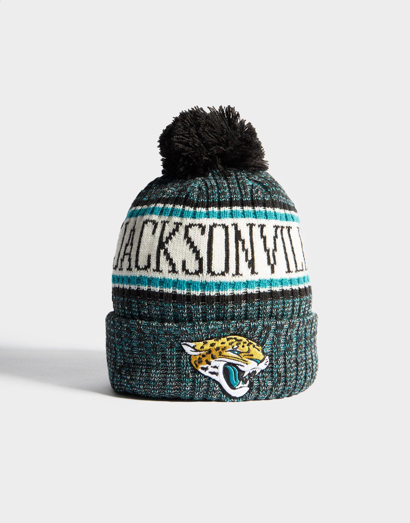 New Era Bonnet NFL Sideline Jacksonville Jaquars