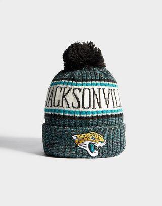 New Era NFL Sideline Jacksonville Jaguars Beanie