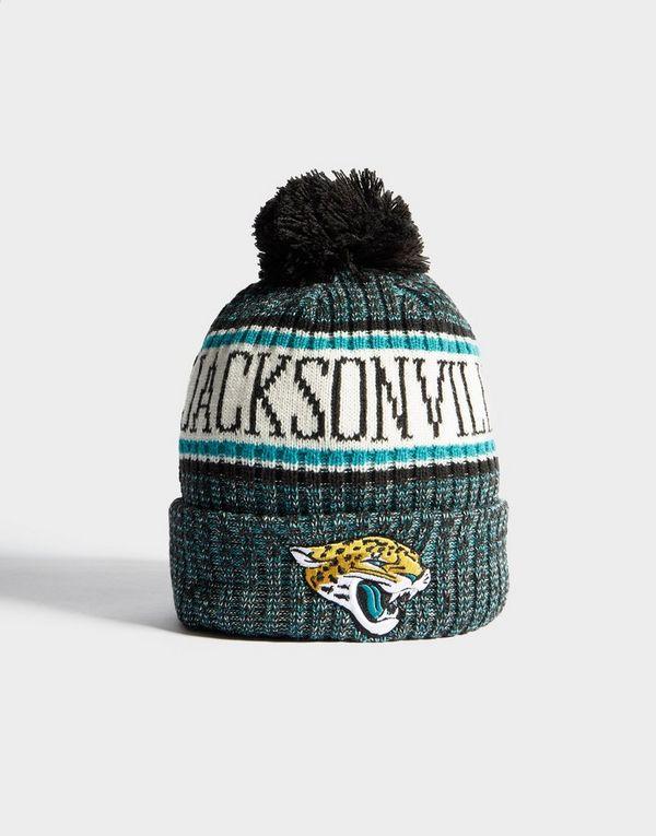 New Era NFL Sideline Jacksonville Jaguars Beanie  9f7ce72f977