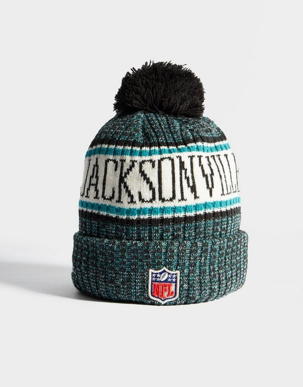 New Era NFL Sideline Jacksonville Jaguars Beanie  eba94a1b1