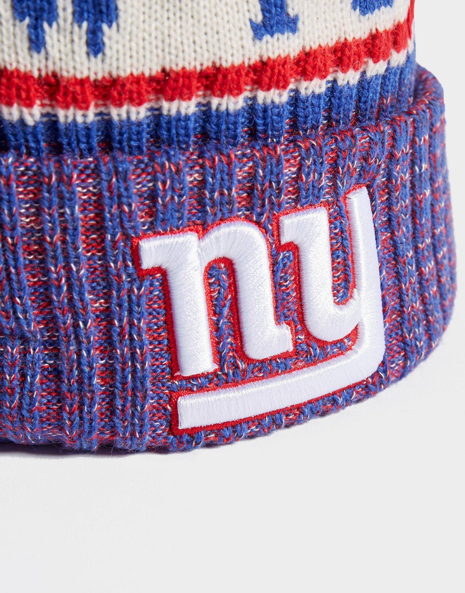 New Era Bonnet NFL Sideline New York Giants