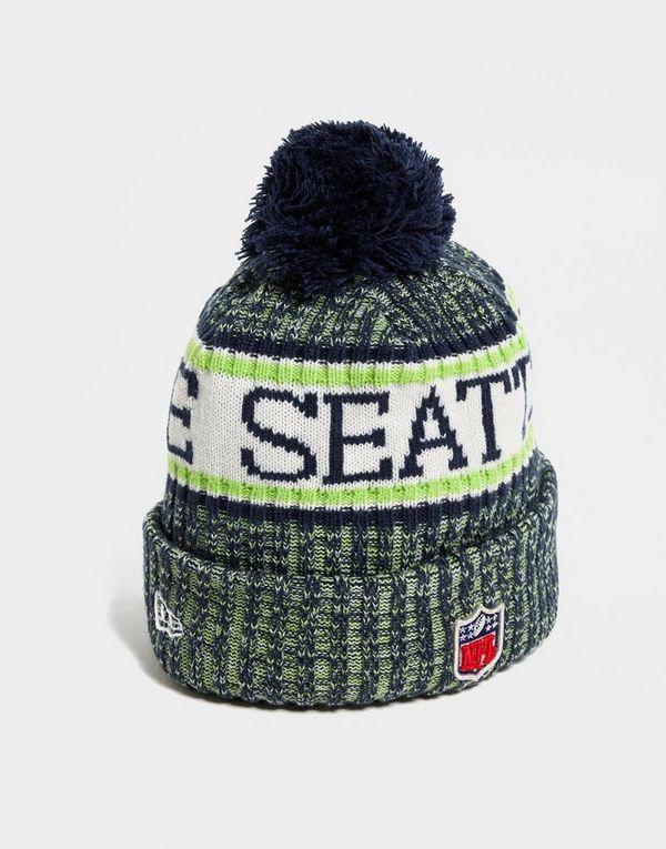 6cfeb0d27 New Era NFL Sideline Seattle Seahawks Beanie