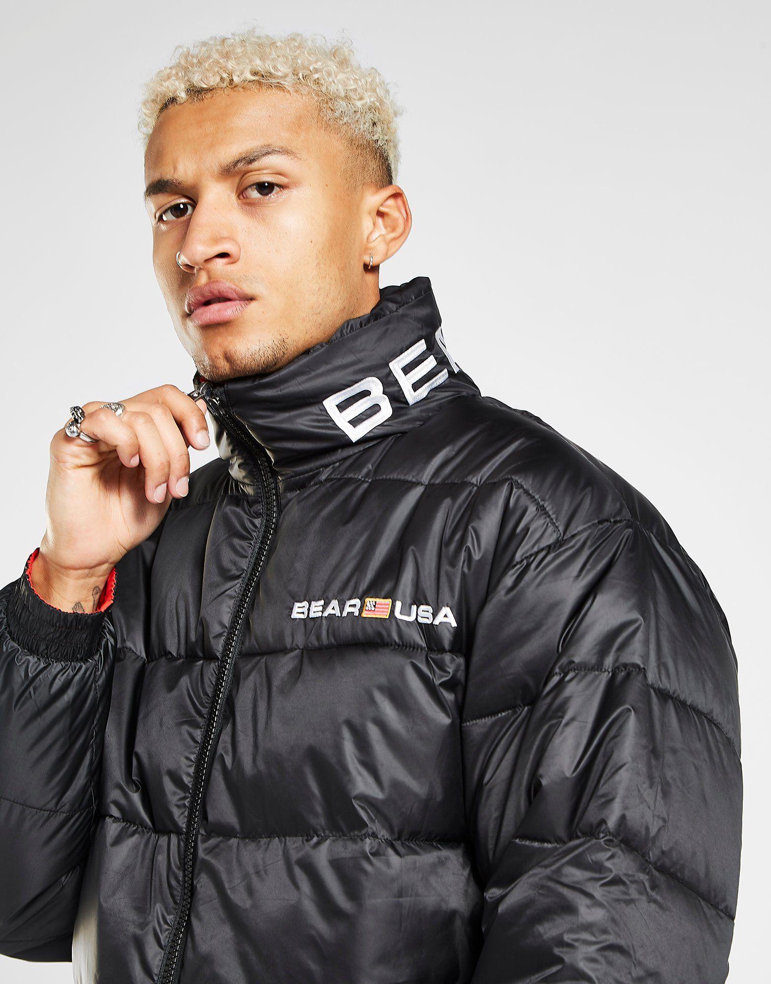 Bear USA Ursa Reversible Puffer Jacket